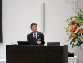 記念講演 AJCR岩﨑環境部会長