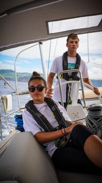 Luxuriöse Segelreisen Azoren