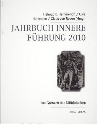 Jahrbuch Innere Führung 2010