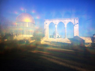 apollo-artemis, fashion, design, sustainable, handmade, photo, travel, israel, inspiration, rainbow, refraction, temple mount, mosque