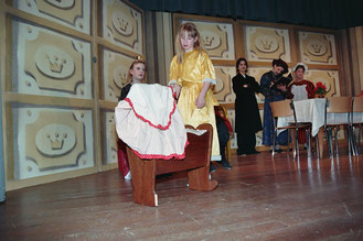 Dornröschen, Kindertheater Floh, theaterworks
