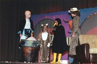Der Wunschpunsch, Kindertheater Floh, theaterworks