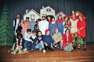Pippi Langstrumpf, Kindertheater Floh, theaterworks