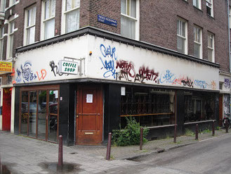 Coffeeshop Weedshop Flower Power Amsterdam