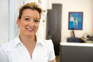 Sandra Mutzek, Prophylaxe für gesunde Kinderzähne, Recklinghausen (© Foto Paul Wiesmann Recklinghausen)
