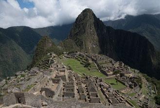 Machu Picchu, Peru, Südamerika, Inkastadt