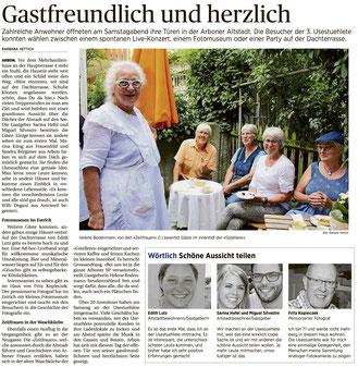 Thurgauer Zeitung, 05.09.2016