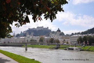 Bereitschaftsausflug nach Salzburg
