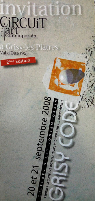 "2008 - ""Grisy code"", Grisy-les-plâtres - Roman Gorski"