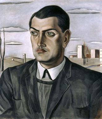 Retrato de Luis Buñuel. Salvador Dalí. Museo Reina Sofía