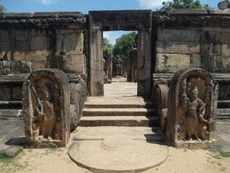 Polonnaruwa Ancient City, Sri Lanka