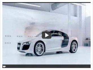 Audi R8 Werbespot
