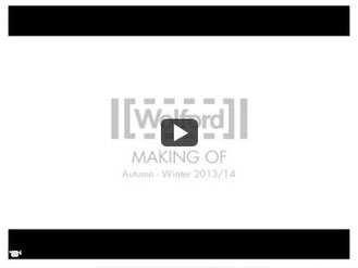 Wolford MAKING OF Autumn - Winter 2013/14