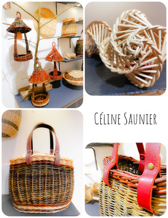 céline saunier vannerie osier artisan createur