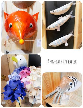 anne-cath en papier artisan createur