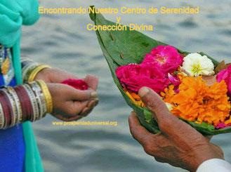 EL DESPERTAR DE LA CONCIENCIA- ENCONTRANDO NUESTRO CENTRO DE SERENIDAD Y CONEXIÓN DIVINA - PROSPERIDAD UNIVERSAL - www.prosperidaduniversal.org