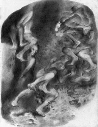 Matthias-Wyss-TAGESLICHT-DAYLIGHT-2011–2014-Pencil-On-Paper-22X29-Cm-42