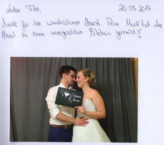 DJ Empfehlung für Bad Bodenteich - Traumhafte Hochzeit im Braunschweiger Hof. Mit meiner Musik habe ich den Abend zu einem unvergesslichem Erlebnis gemacht.