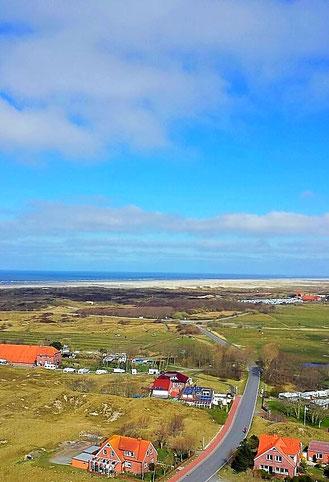 Norderneyer Inselosten vom Leuchtturm