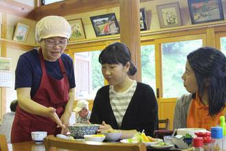 茶の里野菜村 おもてなしへのこだわり
