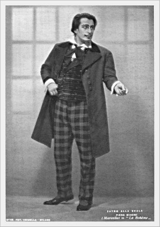 Piero Biasini - baritono