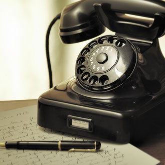 Kontaktaufnahme, Anruf, Telefon, Erstkontakt, Gespräch