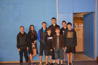Championnat Départemental 17 - 15/12 2013