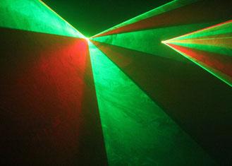 Lasershows in Augsburg, München, Stuttgart