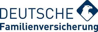 Logo der Deutschen Familienversicherung für die Tierkrankenversicherung für Hunde und Katzen