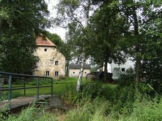 Die Denkmalschutz Immobilie Makler historischer Häuser Mühle in Nennslingen