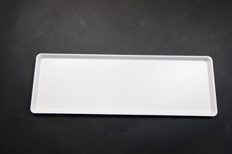 Auslegetablett weiß 9903073, FMU GmbH, Tabletts weiß