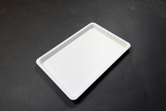 Auslegetablett weiß 9903074, FMU GmbH, Tabletts weiß