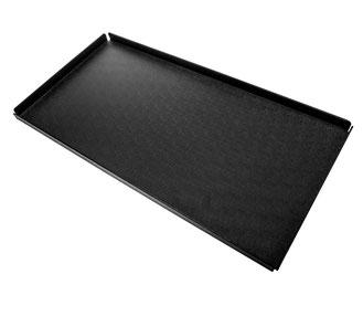 Auslegetablett schwarz 9903017, FMU GmbH, Tabletts schwarz