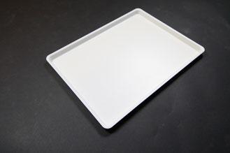 Auslegetablett weiß 9903071, FMU GmbH, Tabletts weiß