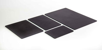 Auslegeplatte schwarz 9903061, FMU GmbH, Auslegeplatten