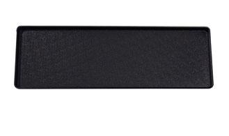 Auslegetablett schwarz 9903009, FMU GmbH, Tabletts schwarz