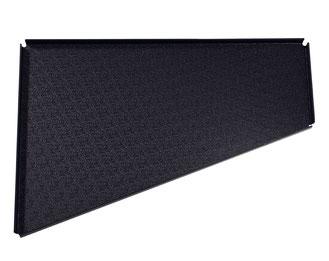Auslegetablett schwarz individual Dreieck/Trapez 9903026, FMU GmbH, Tabletts schwarz
