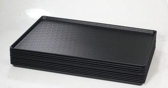 Serviertablett schwarz 9903039, FMU GmbH, Serviertabletts