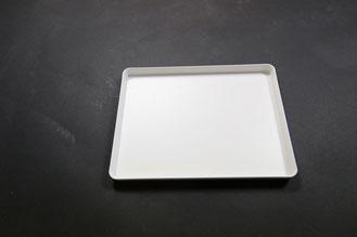 Auslegetablett weiß 9903076, FMU GmbH, Tabletts weiß
