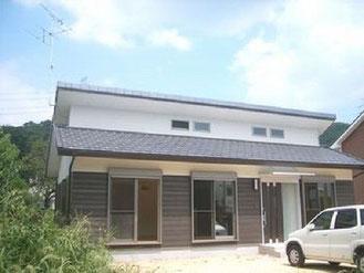 兵庫県宝塚市のローコスト平屋住宅外観