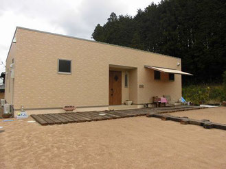 兵庫県篠山市のローコスト平屋住宅外観