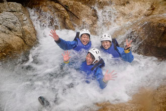 落差約10mの大滝
