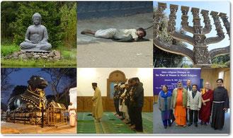 Die Spur der Barmherzigkeit in den Weltreligionen
