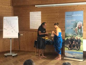 Kahu Naone - Lehua-Sabrina Herrmann - Pi Wai - Pa´akai - Seminar Österreich