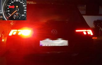 Nebelscheinwerfer Und Nebelschlussleuchte Für Den Führerschein