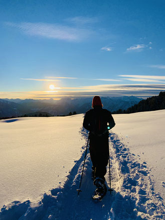 Schneeschuh Tirol