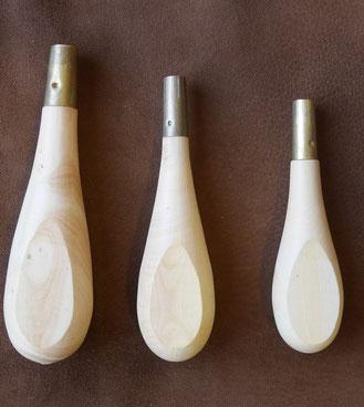 Comparaison des manches plats pour alènes