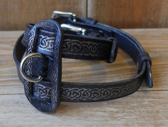 Harnais mouffette celtic noir