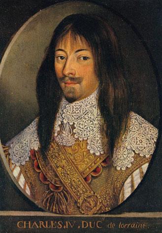 Charles IV Duc de Lorraine