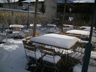 Winterstimmung ...